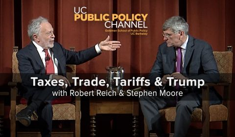 Robert Reich & Stephen Moore: Point-Counterpoint