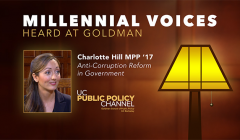 Millennial Voices: Charlotte Hill