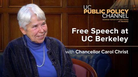 Free Speech at UC Berkeley