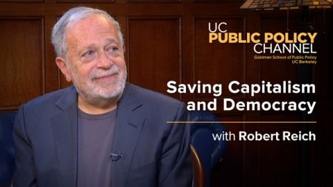 Robert Reich in Conversation with Henry Brady