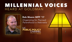 Millennial Voices: Rob Moore